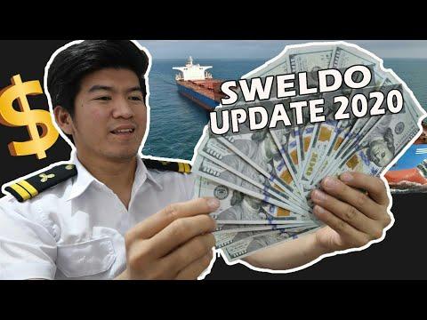 SWELDO/SAHOD NG SEAMAN. MAGKANO BA? UPDATE 2020