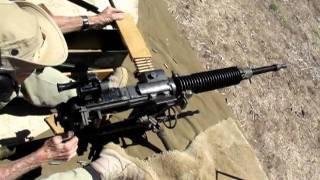 大日本帝国陸軍 九二式重機関銃の実射 / JAPANESE TYPE 92 HMG / BANZAI 2011