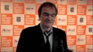 Quentin Tarantino interview