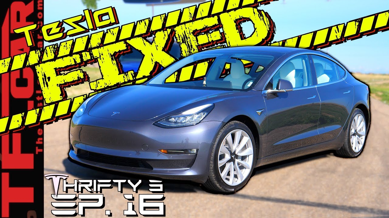The Tesla Is Finally BACK! So Why Did It Take 3 Months To Fix It