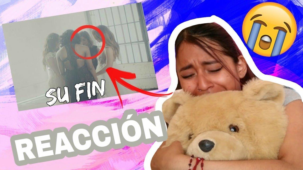 FIFTH HARMONY - DON'T SAY YOU LOVE ME |REACCIÓN| MELI SBEIB #1