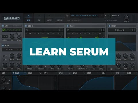Serum Lesson Pack for Syntorial - Gearslutz