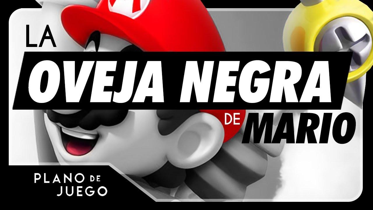 Super Mario Sunshine: La Oveja Negra de Mario (ANÁLISIS) | PLANO DE JUEGO
