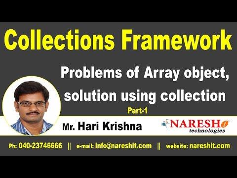 problems-of-array-part-1-|-collections-framework-|-core-java-tutorial-|-mr.-hari-krishna