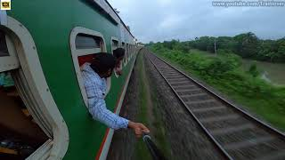 Journey By Train Benapole Express || Bangladesh Railway