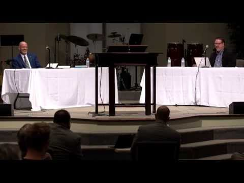 The Baptism Debate James White vs Gregg Strawbridge