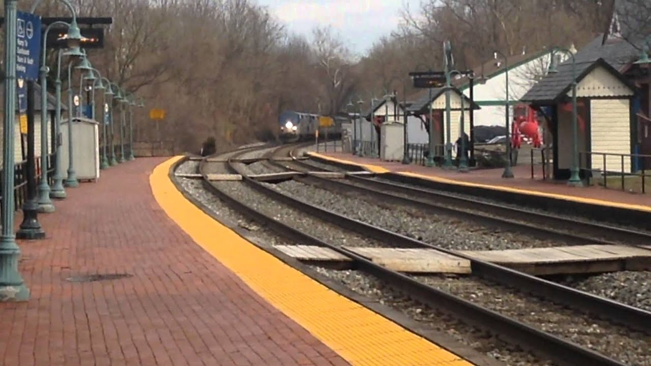 marc trains at germantown md youtube