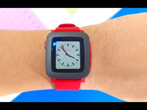 Pebble Time Review: Function over Form   Pocketnow