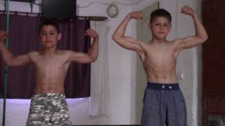 body of Giuliano and Claudio , 10 and 12 years old