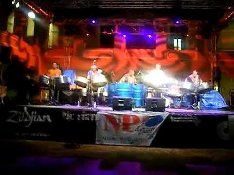 Puerto Rico All Stars Steel Band/ Jack Waren/ Caly...