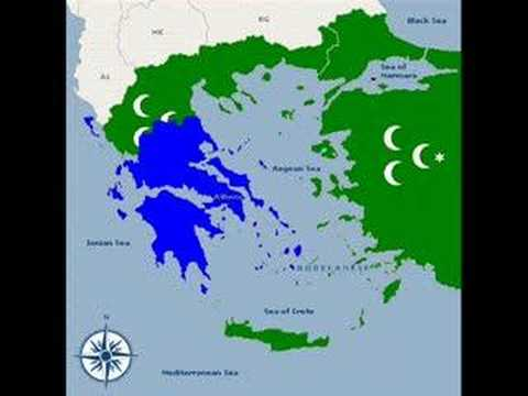 1821 The Fall Of The Ottoman Empire Youtube