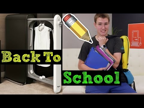 Insane Back To School Tech!