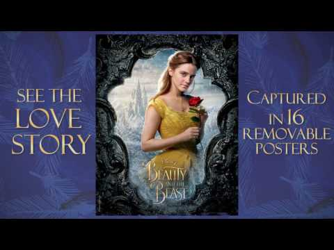 Beauty and the Beast: The Official Poster Collection