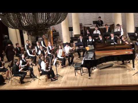 Отчетный концерт КССМШ им. Н.Лысенко 13.03.2017 (1-е отделение)