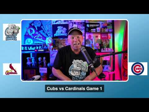 Chicago Cubs vs St. Louis Cardinals Game 1 Free Pick 9/5/20 MLB Pick and Prediction MLB Tips