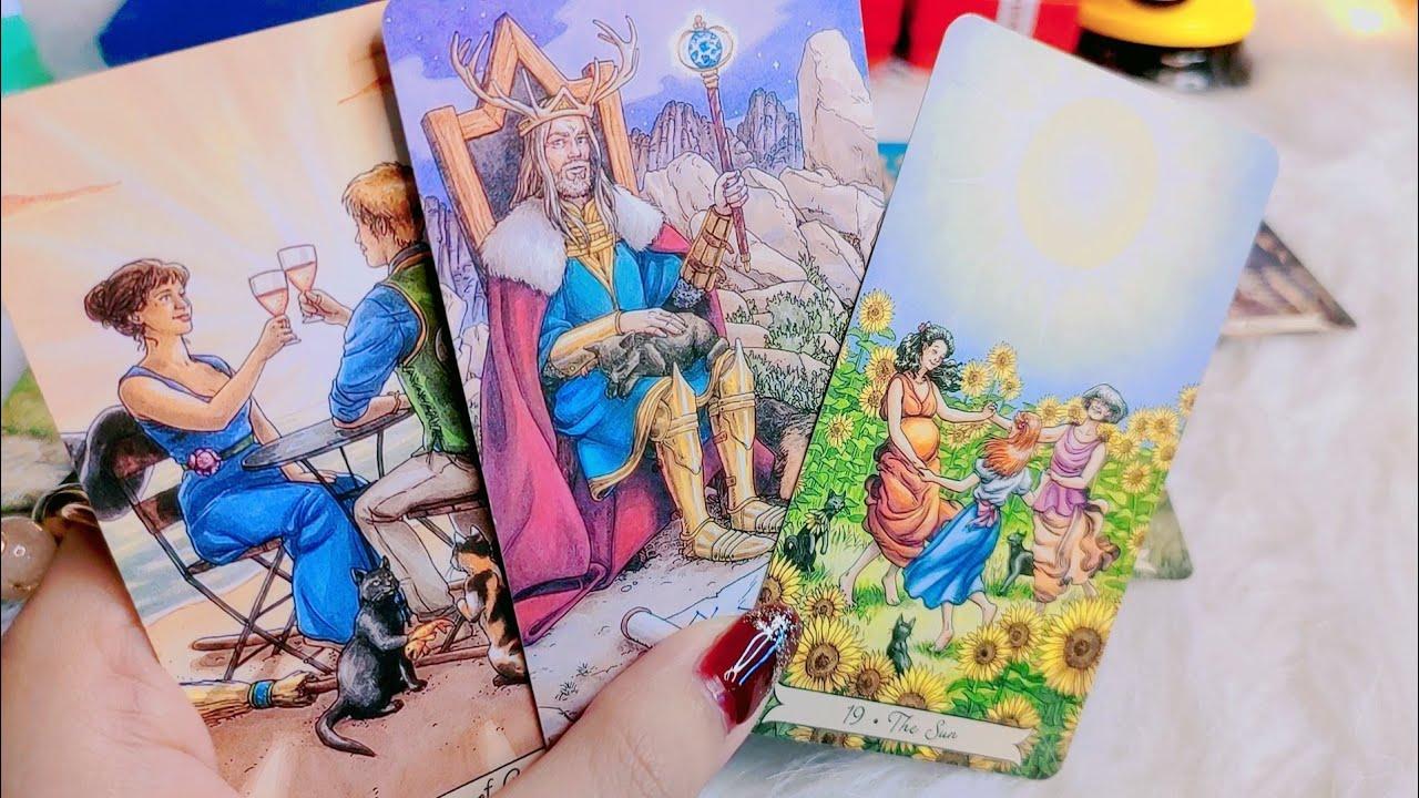 Pick A Card 🔮 เร็วๆนี้คุณจะปลดล็อคเรื่องใดและข้อความจากจักรวาล#ไพ่ยิปซีทำนายรัก #2324