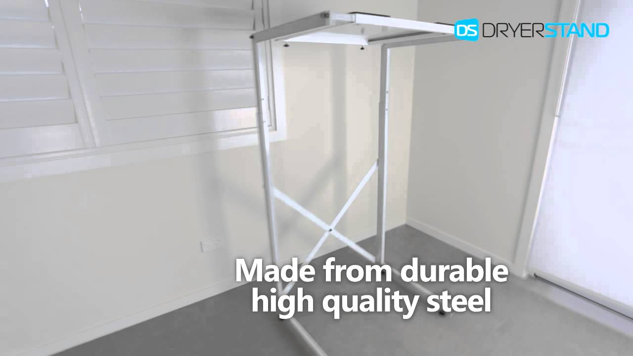 Britec Dryer Stand Product Video V4 Youtube