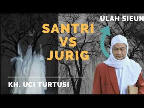 Abuya Uci - Kisah Santri VS Kuntilanak