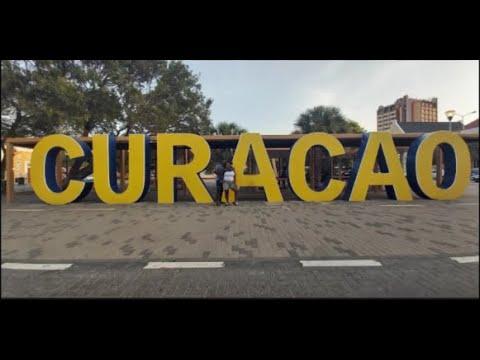 Post Lock-down Curacao Road trip