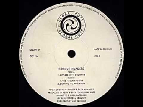 groove invaders - dances with dolphins