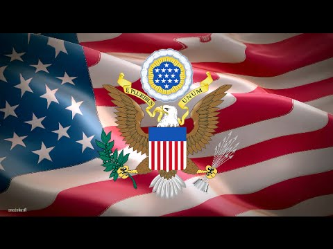 Anthem Of The United States Of
