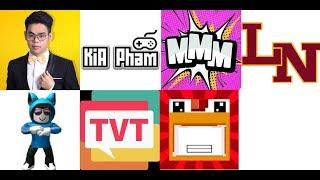 Top 7 Vietnamesisch YouTuBer ROBLOX