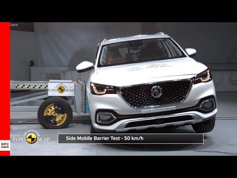 2020 MG HS Crash & Safety Test