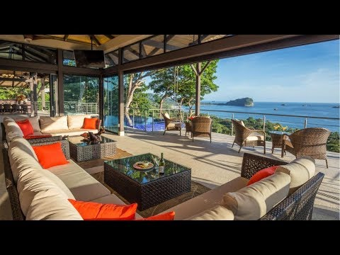 Luxury Costa Rica Villa In Beautiful Manuel Antonio Costa Rica