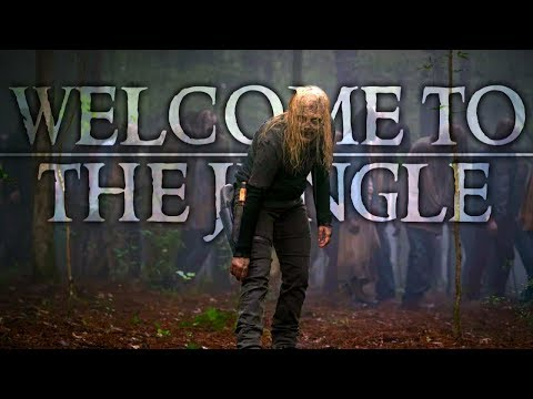 Alpha Tribute || Welcome To The Jungle [TWD]