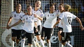 DFB-Frauen ziehen ins EM-Halbfinale gegen Schweden ein