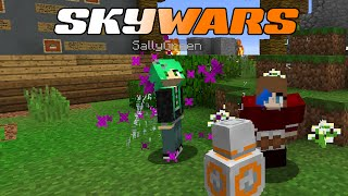 MINECRAFT SKYWARS With SALLY | RADIOJH GAMES