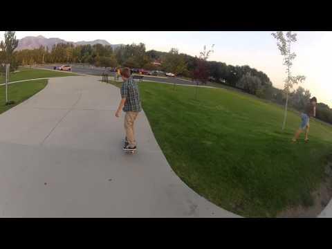 Josh Langford - Logan UT, Skatepark Edit