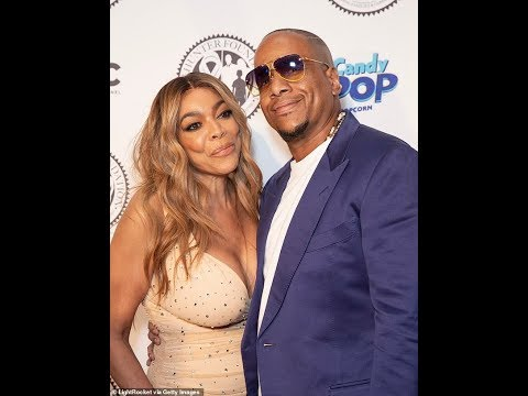 Wendy Williams Husband Parading Around Mistress While She's In Rehab