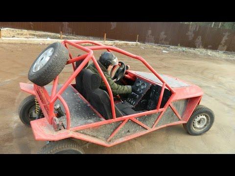 Автомобиль ВАЗ 2101 переделан на БАГГИ  VAZ 2101 remade the buggy