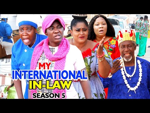MY INTERNATIONAL IN-LAW