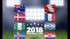 WM-Tipps: Frankreich - Dänemark, Kroatien - Island, Argentinien - Nigeria, Australien - Peru