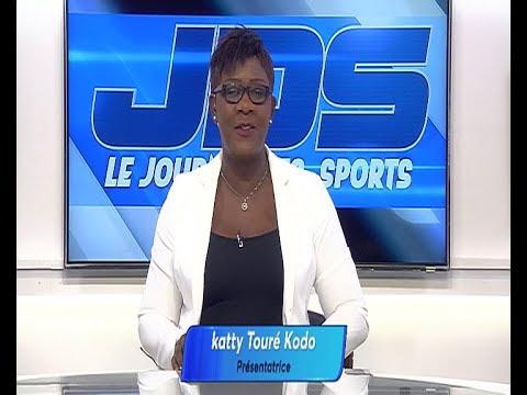 L'intégralité du Journal Des Sport du 20 avril 2018 par Katty Touré
