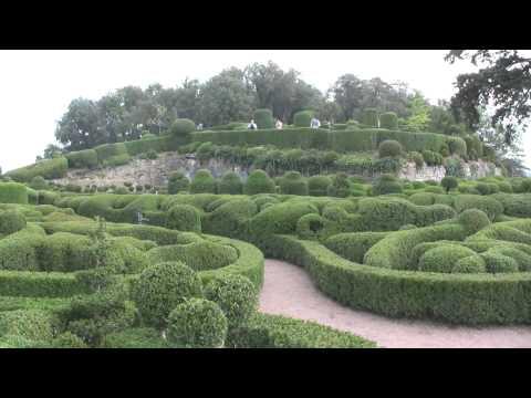 Dordogne and Carcasonne
