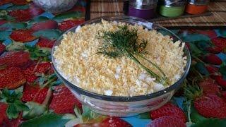 Салат Мимоза рецепт с сайрой как приготовить салат мимоза классический вкусно на ужин дома быстро