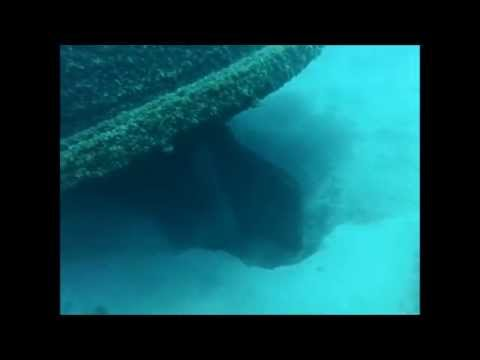 "Lake Michigan ""Straits of Mackinac Shipwreck"""