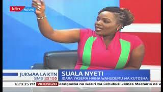 Malalamika ya kucheleweshwa kesi za ufisadi   Jukwaa la KTN News