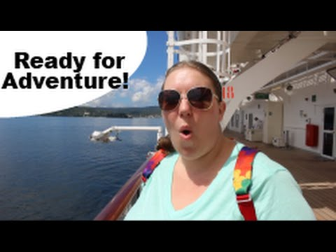 Day 4 - Arriving in the Dominican Republic - Cruise Trip episode 12