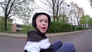 Das Hoverboard Bobbycar - Ich werde Stuntman -