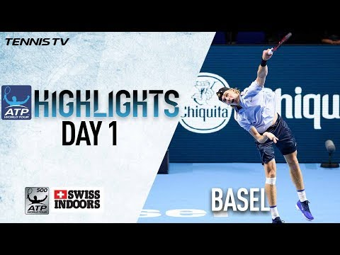 Highlights: Shapovalov Secures Milan Berth With Opening Win In Basel