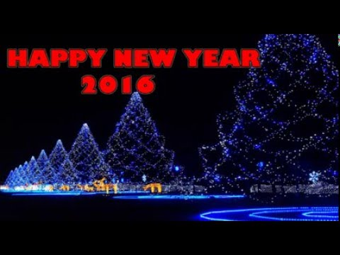 latest unique happy new year 2016 best wishes greetings new year e card whatsapp video hd