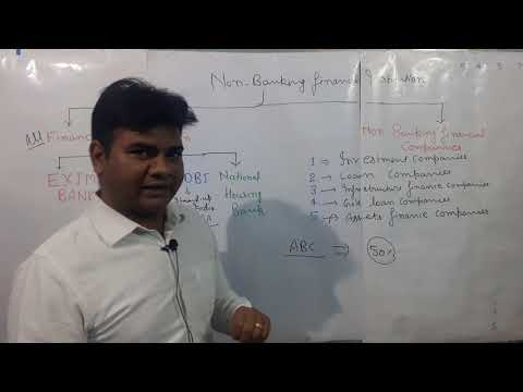RBI L2 (NON BANKING FINANCIAL INSTITUTION )FOR UPSC CS IES NET AND OPTIONAL ECONOMICS