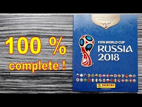 """Panini Album """"FIFA"""