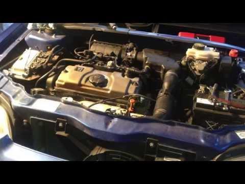 Peugeot 106 Engine Service