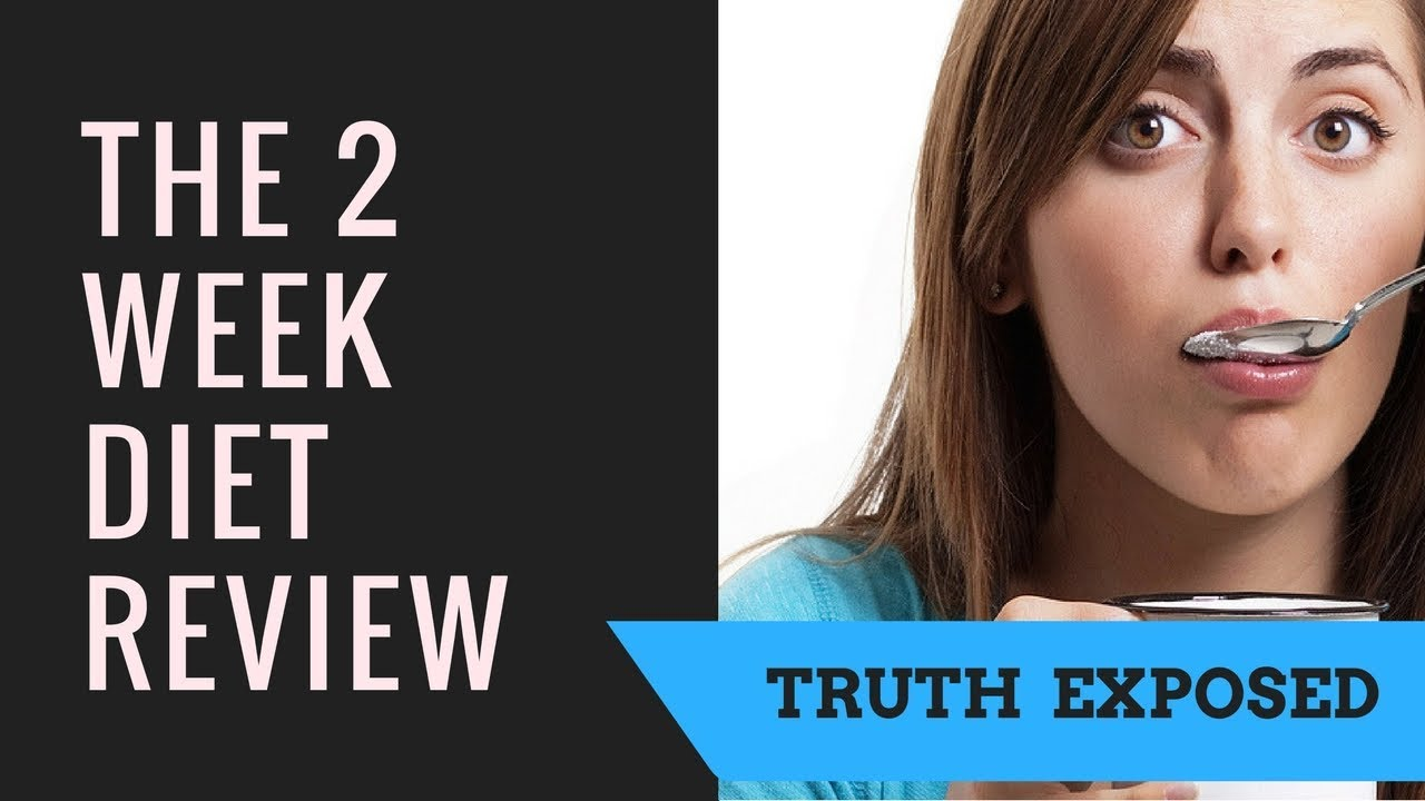The 2 Week Diet Review – Two Week Rapid Weight Loss Plan