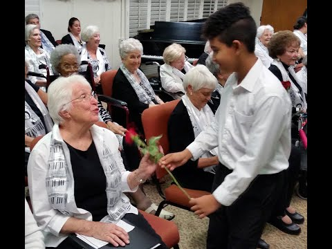 Joyful Hearts: Uniting a Community in Song